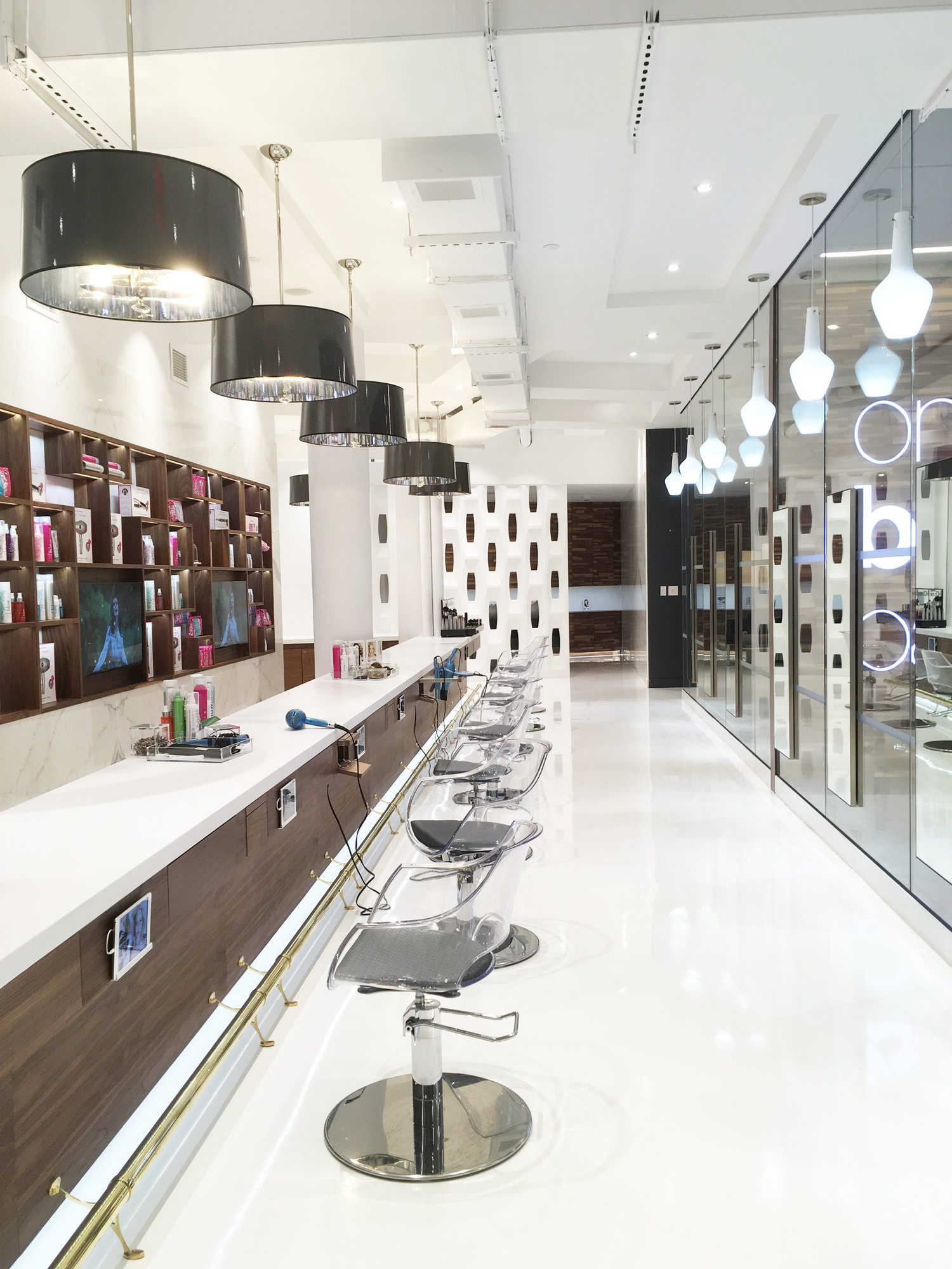 blow drybar at Macy's Herald Square in New York City, New York