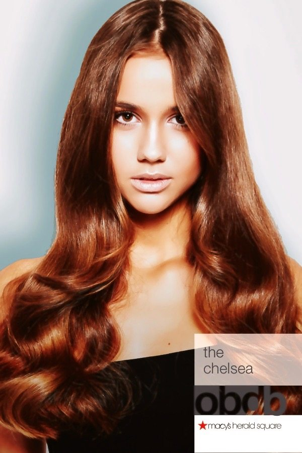 oneblowdrybar® Chelsea Signature Blow Out Hair Styling