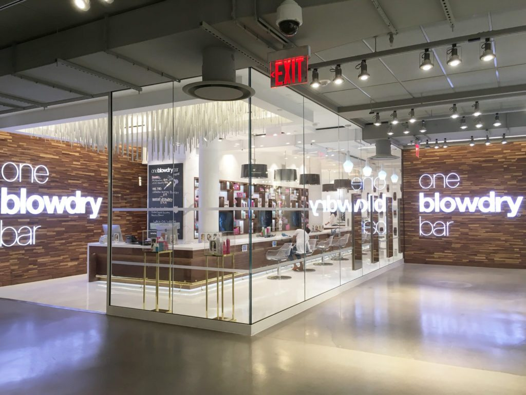 oneblowdrybar® Midtown Premier Brand Of Blow Dry Bar Hair Salons