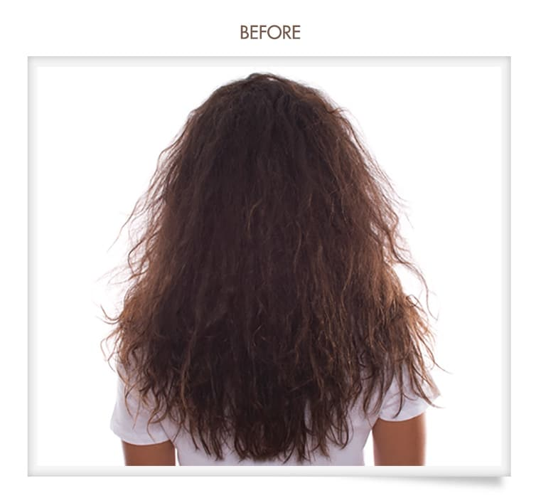 oneblowdrybar brazilian blowout before & after pictures
