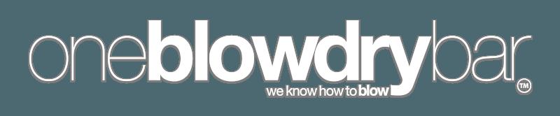 oneblowdrybar logo