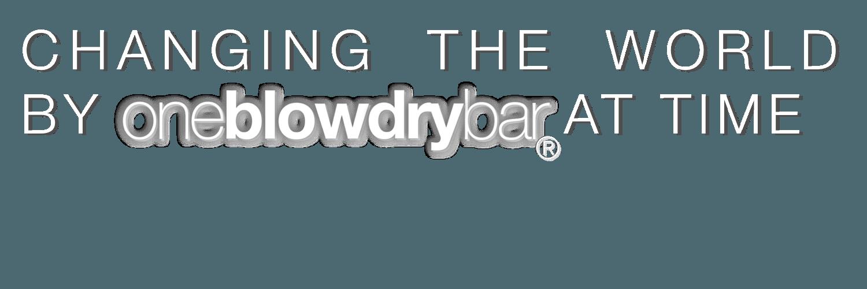 oneblowdrybar® Blow Dry Bar Red Bank New Jersey