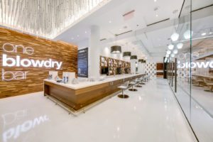 oneblowdrybar at Macy's Herald Square Blow Dry Bar