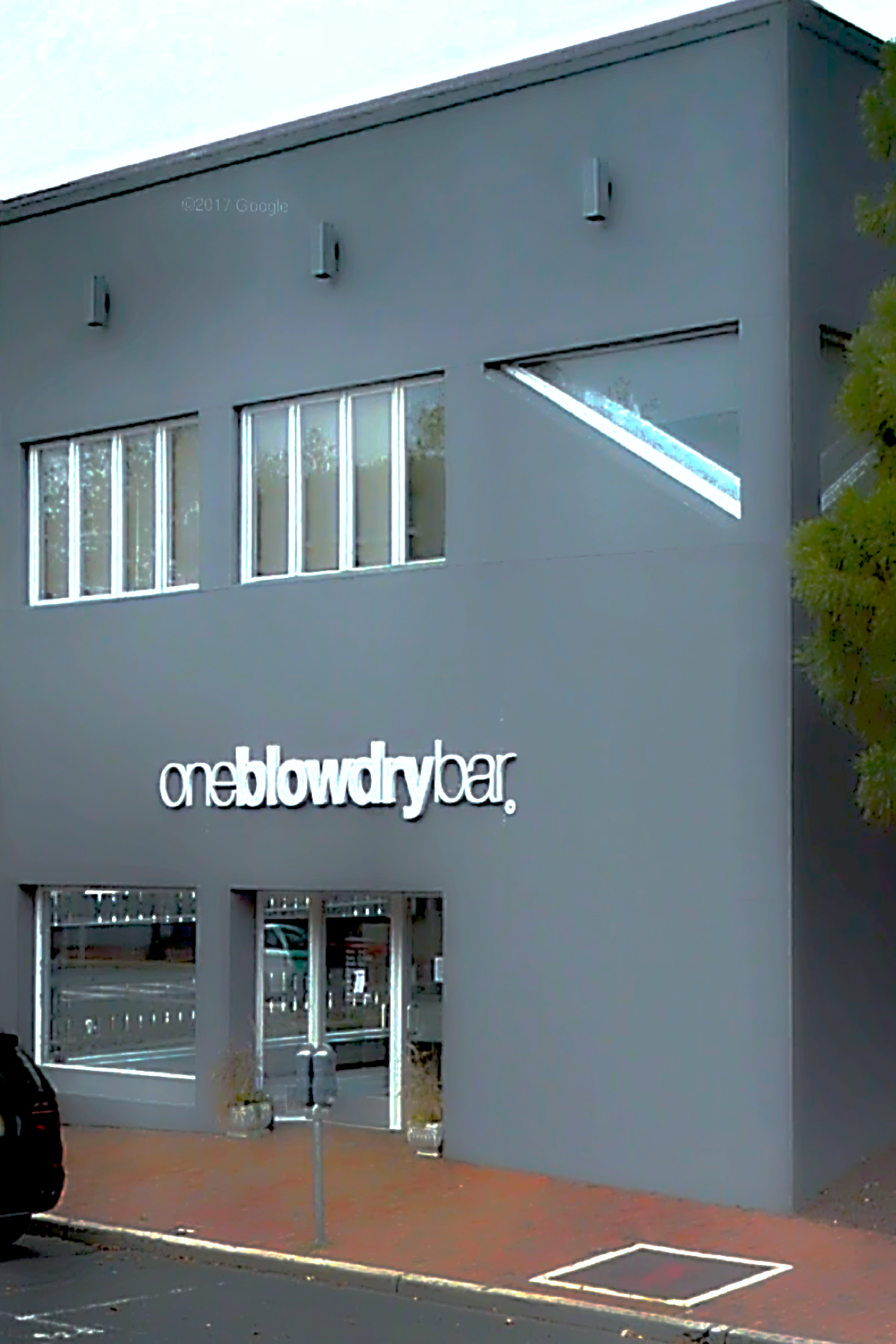oneblowdrybar, blow dry bar blowout hair salon location in Red Bank, New Jersey