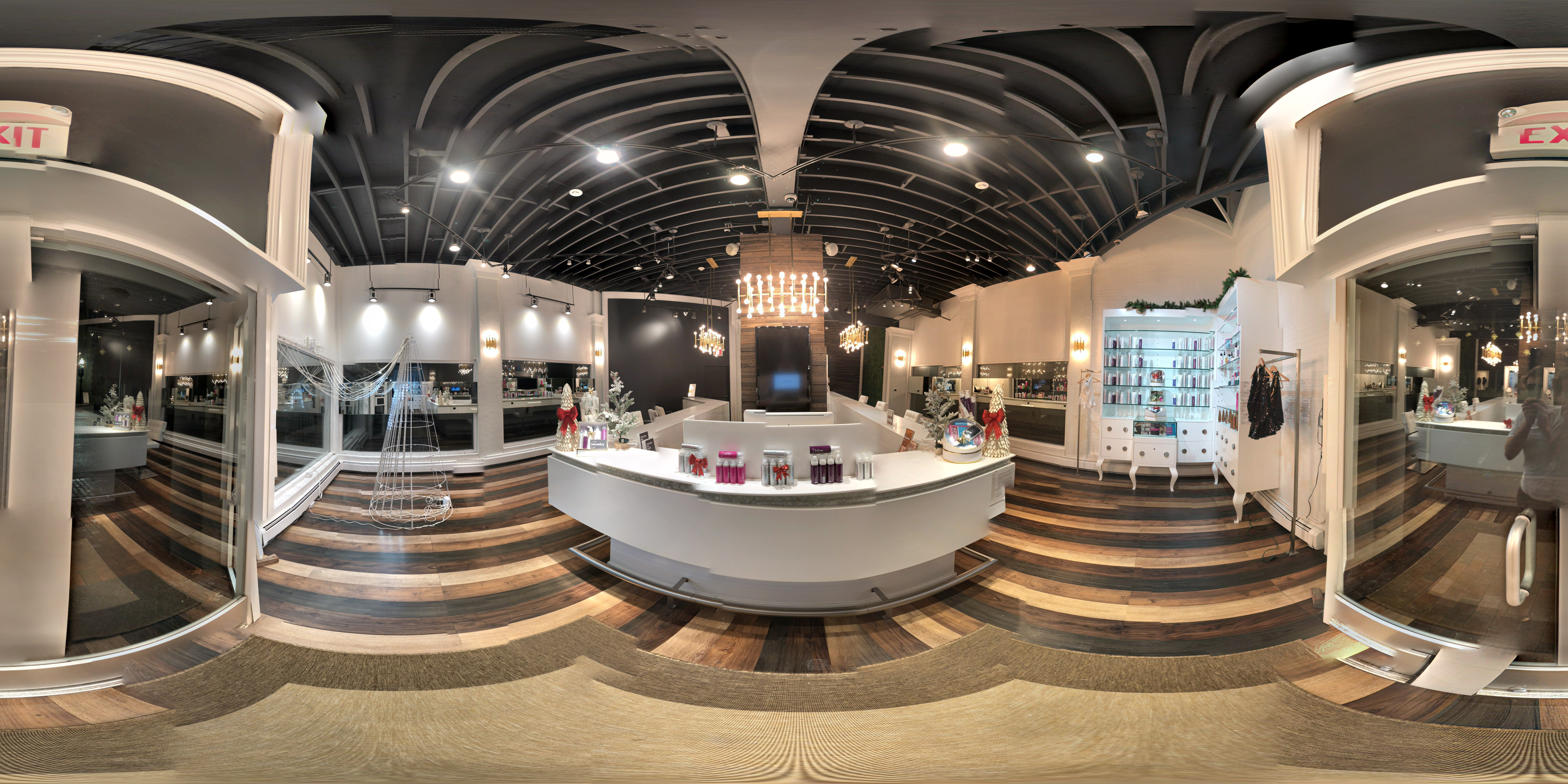 Red Bank blow dry bar
