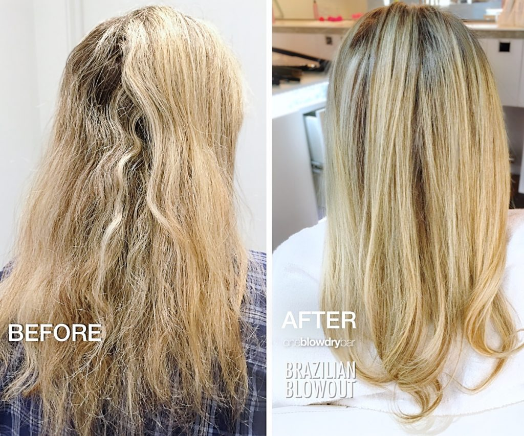 New Jersey Brazilian Blowout Smoothing Treatmnent