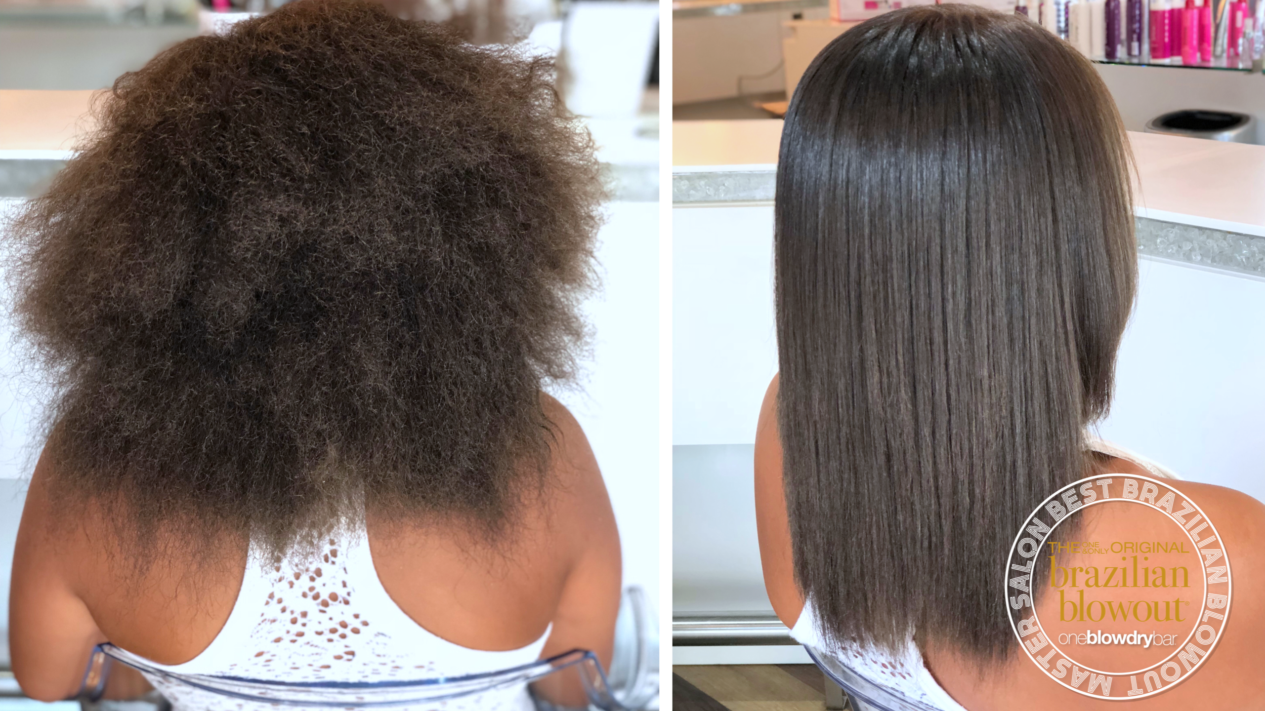Brazilian Blowout Smoothing Hair Treatment