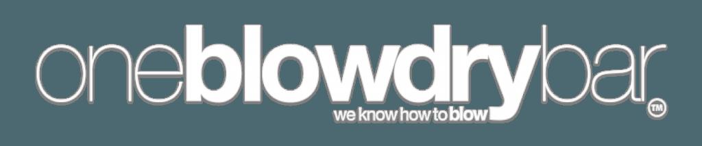 oneblowdrybar large final logo